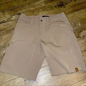 "32"" 5.11 Tactical Khaki Active Shorts"